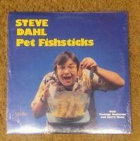 Steve Dahl - SEALED Pet Fishsticks LP - SD 1983