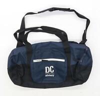 DC Advisory Blue Synthetic Mens Duffle/Gym Bag