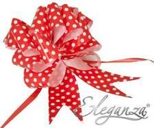 Carta da regalo e accessori rossi per tutte le occasioni