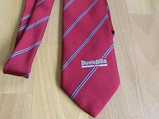 DUNLOPILLO Bed Company STAFF Issue Polyester Tie
