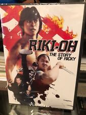 Riki-Oh: The Story Of Ricky (DVD) Fan Siu-Wang, Lan Nai Kai, Gloria Yip, NEW!