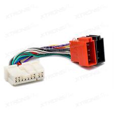 Xtrons Car Radio Adapter ISO T HARNESS for NISSAN Almera Premiera X-Trail