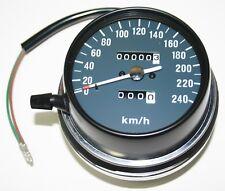 Honda CB750K 1973-78 CB750F 1975-78 GL1000 Stock Style KPH Speedometer Assembly