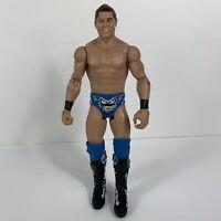 WWE The Miz Action Figure 2010 Blue Shorts Mattel Wrestling Action Figure