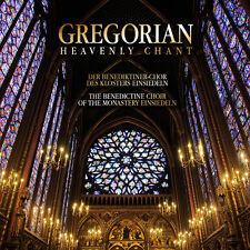 CD Gregorian Heavenly Chant von Various Artists 2CDs