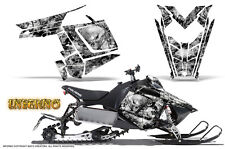 POLARIS RUSH PRO RMK 600/800 SLED SNOWMOBILE GRAPHICS KIT CREATORX INFERNO INFW