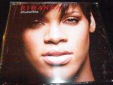 Rihanna Disturbia Rare Australian CD Single