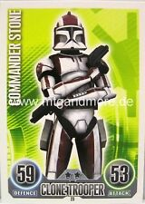 Star Wars Force Attax  Commander Stone #023