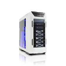 StormForce Quad Core Gaming PC, i7-7700K, 16GB, 4TB+256GB, GTX 1080, Win10, WiFi