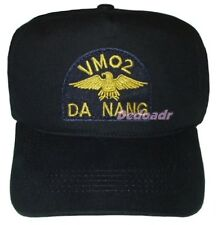 Magnum P.I. VMO-2 Da Nang Embroidered Hat Vietnam Logo Tom Selleck New Model Cap