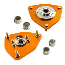 Adjustable Camber Plate Top Hat Mount for Saab 9-2X 2004 2005 Coiover Pillow