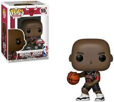 Fanatics Exclusive Funko Pop Michael Jordan MJ #55  Last Dance - Non Mint Box