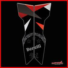 paraserbatoio adesivo BENELLI BN per moto protezione serbatoio 3d resinato N