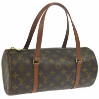 LOUIS VUITTON PAPILLON 30 HAND BAG MONOGRAM M51365 VINTAGE NO0963 AK38404b