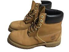 Mens Timberland Boots Tan 10.5