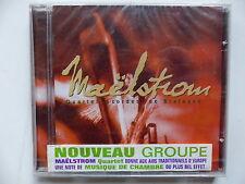 CD Album s/s MAELSTROM Quartet a cordes de Bretagne Keltia musique kmcd142