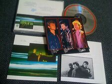 A-HA / scoundrel days /JAPAN LTD CD , card