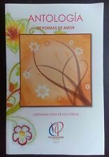 Antología de poemas de amor - Multiples autores - 2012 - Puerto Rico