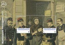 Multilaterale Hertogpost persoonlijk velletje van 2 postfris