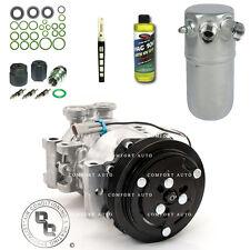 New AC Compressor Kit Fits: 1996 - 2000  GMC K3500 All Engines