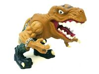 Mattel Mega Street Sharks Extreme Dinosaur T Bone T Rex Figure 1997 Vintage