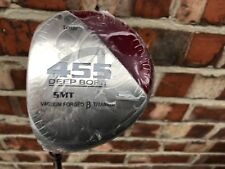 SMT 455 1 WOOD DRIVER GOLF CLUB MID FIRM FLEX 4 DEGREE NO GROOVES LEFT HAND