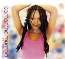 SAMANTHA MUMBA - GOTTA TELL YOU (3 tracks plus video CD single)