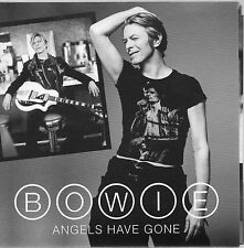 DAVID BOWIE - ANGELS HAVE GONE (LIVE RADIO 2002 & 2004) - CD CARDBOARD SLEEVE