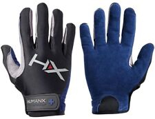 Harbinger HumanX X3 Competition Lifting Gloves - XL - Blue/Gray