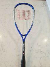 Wilson Ti Graphite Squash Racquet