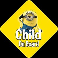 SG16538 Chelsea FC Official Kit Baby On Board Sign
