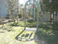 Huge Garden Archway Bell Sculpture By Tom Torrens