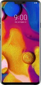 LG V40 ThinQ Smartphone 64GB GSM Unlocked - Excellent