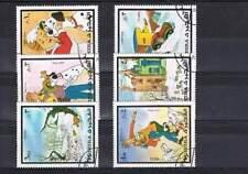 Serie Disney gestempeld (dis115) Fujeira: Dalmatiers