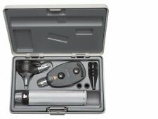HEINE K 180 F.O. Diagnostic Set with Ophthalmoscope and Otoscope, rechargeable