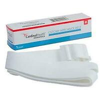 Essentials Adjustable Ostomy Belt for ConvaTec Pouches 1'' Width 1 Count