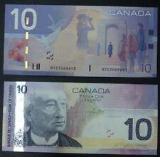 CANADA 2005 $10 gem-UNC BT5068645 JENKINS DODGE  - US-Seller