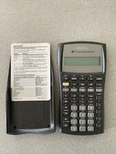 Texas Instruments BA II plus Business/Financial Calculator