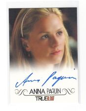 TrueBlood 2013  , Anna Paquin as Sookie Stackhouse auto card