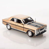 Ford Falcon XW GT HO 351 1:32 Scale Aussie Classic Diecast Car Grecian Gold