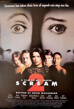 Kinoplakat Scream 2 carteles son impresiones artísticas imagen 99x68cm