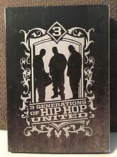 3 GENERATIONS OF HIP-HOP UNITED - ICE-T + GRANDMASTER CAZ - AY AY AYA PETE ROCK