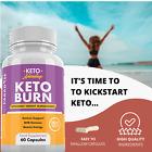 KETO ADVANTAGE KETO BURN KETOGENIC WEIGHT MANAGEMENT 60 CAPS SUPPLEMENT PARADISE
