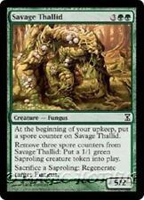 SAVAGE THALLID Time Spiral MTG Green Creature — Fungus Com
