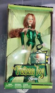 2004 Mattel Barbie Doll Poison Ivy DC Comics