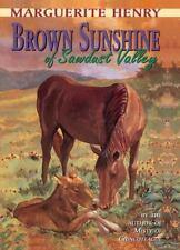 Brown Sunshine Of Sawdust Valley (Turtleback School & Library Binding -ExLibrary