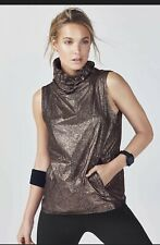 NWT Womens Fabletics Pull Liora Vest XL