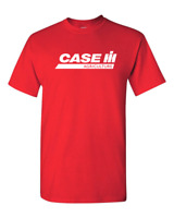 Case IH Tractor Agriculture Logo tractor t shirt