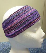 Comercio Justo Fabuloso! NEPALÍ Rayas Hippy diadema multicolor (shb21)