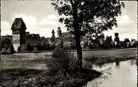 Dinkelsbühl 1000 jährige Stadt alte Ansichtskarte ~1950/60 Blick auf die Stadt